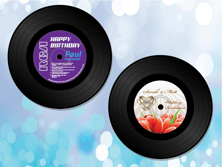 Retro Vinyl Gifts